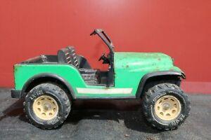 Tonka Mini Jeep - Pressed Steel