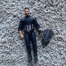 Hasbro Marvel Legends Infinity War Thanos Series Captain America Free Shipping