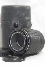 SMC Pentax-M Macro 100mm f/4 F4.0 MF Prime Lens SN6005449 from Japan
