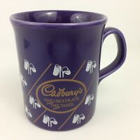 Vintage Cadbury Cadbury's Dairy Milk Chocolate Advertising Mug Made in England