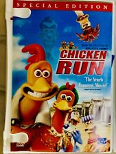 "DreamWorks �Chicken Run �Dvd 2000 Special Edition ""The Year's Funniest Movie�"