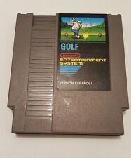Golf para Nintendo NES version Española