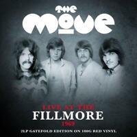 The Move Live at Fillmore 1969 2 LP 180G Gatefold Vinyl Record