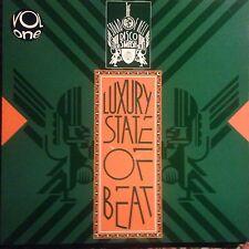 LUXURY STATE OF BEAT • Vol. 1 • Vinile 12 Mix • 1990 DISCO SMASH