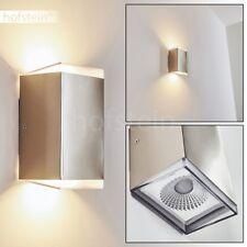 Edelstahl LED UpDown Lampe Veranda Hof Terrasse Wand Leuchte Aussen Beleuchtung