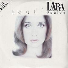 "CD SP 2 T LARA FABIAN  ""TOUT""  (NEUF SCELLE)"
