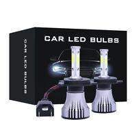 2X H4 Hi/Lo LED Kit anti erreur Ampoule Voiture Feux Phare Lampe Xénon 6000K