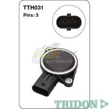 TRIDON TPS SENSORS FOR Audi A4 B8 06/12-1.8L (CDHB) DOHC 16V Petrol