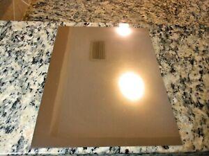 HD Metal - Chrome Inkjet Printable HD Metal - ten 8.5X11 sheets