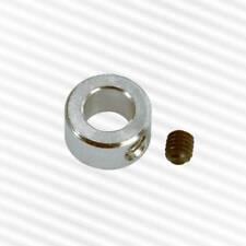 10er Pack Stellring 1,5mm -1.6x8x5mm, Schraube M3, Stellringe Messing vernickelt