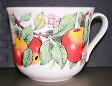 Roy Kirkham Large Breakfast Cup 'Mellow Fruits' Fine Bone China NEW