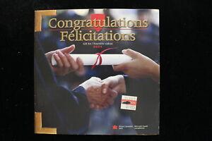 "2004 Canada. 7 Coin Uncirculated RCM Set. ""Congratulations"". (#17)"