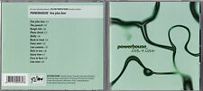 CD 12T POWERHOUSE FIVE + FOUR (FIVE PLUS FOUR) DE 1996