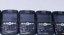 LOT OF 5 FAIR NEXTEL BLACKBERRY CURVE 8350I QWERTY KEYPAD