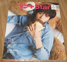 10+STAR 10ASIA JUNG YONG HWA CNBLUE LEE MIN HO K-STAR MAGAZINE 2015 MAR MARCH