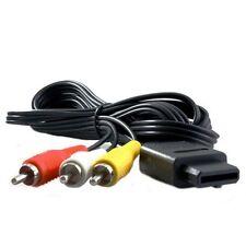 Nintendo GameCube SNES N64 Audio Video AV Cable KMD BULK (composite RCA A/v)
