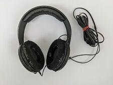 Sennheiser HD202 Professional DJ Headphones 10 Ft. Cable *For Parts*