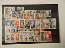 France -Frankrijk year 1956 complete MNH-postfris 121 euro mi