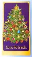 20 Stück Weihnachtskarte  Weihnachtsbaum