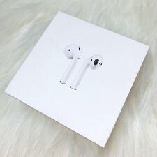 Caja Vacía Para Genuino Apple AirPods Auriculares Inalámbrico Blanco Embalaje De Regalo