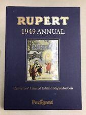 Facsimile Rupert Bear Annual 1949 VGC
