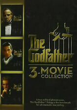 The Godfather 3-movie Collection DVD Best OFFER Accepted 1587e