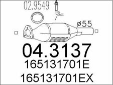 CATALYSEUR POUR VW GOLF III 2.8 VR6,2.0,PASSAT 2.0,VENTO 2.0,SEAT TOLEDO I 2.0 I