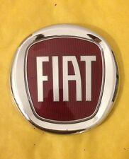 120 mm BRAND NEW FIAT FIORINO FRONT GRILLE BONNET EMBLEM BADGE LOGO