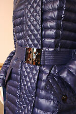 * Thin Goose Down Coat Jkt Quilted Parka Пуховик Тонкий sz M / 8 EU 40 $595 NWT
