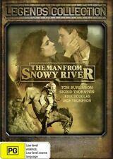 The Man from Snowy River (DVD, 2008) Tom Burlinson, Jack Thompson, Kirk Douglas