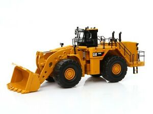 CAT CATERPILLAR 993K WHEEL LOADER 1/50 SCALE DIECAST MODEL BY NORSCOT 55257