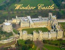 England - WINDSOR CASTLE  - Travel Souvenir Magnet