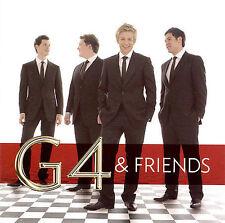G4 & Friends - CD Like New - Cliff Richard Robin Gibb Lesley Garrett