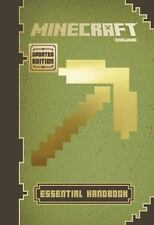 Minecraft: Essential Handbook Updated Edition: Official Mojang Book - Preowned
