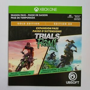 Trials Rising Expansion Pass DLC Add On