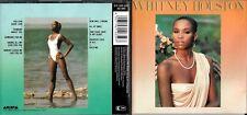 Whitney Houston cd album - self titled 1985