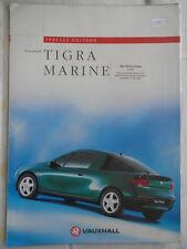 Vauxhall Tigra Marine Brochure mai 1997