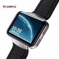 Lemfo 3G SIM LEM4 Bluetooth Smartwatch GPS WiFi Reloj Inteligente Para Android