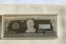 1997 4-OZ .999 PROOF SILVER $ 100,000  WITH WILSON