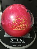 Storm Tropical bowling ball 10lbs used nice condition