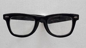 """K+B Brillenfassung/Brille Trent """"Wayfarer""""  schwarz NEU-Original ohne Etui"""
