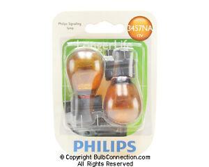 NEW Philips 3457NA Automotive 2-Pack 3457NALLB2 Bulb