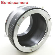 Contax Yashica C/Y lens to Nikon 1 mount J1 V1 interchangeable camera adapter