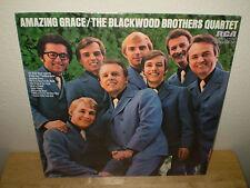 "THE BLACKWOOD BROTHERS QUARTET...""AMAZING GRACE"".......OOP HTF GOSPEL ALBUM"