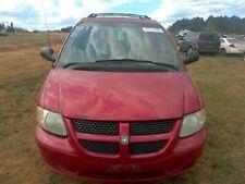 01-04 Caravan Front License Plate Holder Bracket Assembly CH1068120 4857351AB