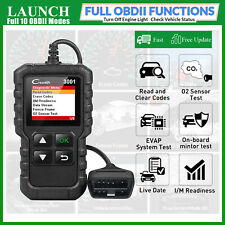 Automotive OBD Code Reader OBD2 Scanner Car Check Engine Fault Diagnostic Tool