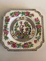 "Aynsley Bone China Indian Tree 6 3/4"" Plate"