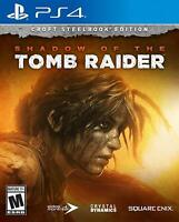 Shadow of the Tomb Raider (Croft Steelbook Edition) - PlayStation 4 PS4