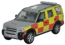 OXFORD 76LRD005 - 1/76 NOTTINGHAMSHIRE F AND R LAND ROVER DISCOVERY