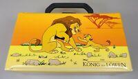 Der König der Löwen Kassettenkoffer ohne Inlett Disney Vintage